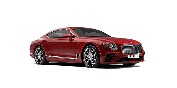 Bentley'in V8 Motora Veda Zamanı